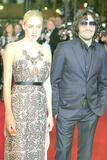 Vincent Gallo Right And Chloe Sevigny Arrive For The Screening Of Their Film The Brown Bunny In Cannes France