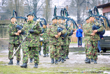 Nepal's Gurkhas winning hearts, collecting weapons - Taipei Times