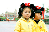 Hong Kong's Disneyland suffers crowd problems - Taipei Times