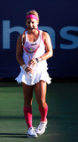 The fashion stylings of Bethanie Mattek (from 2007)
