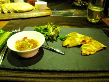 Restaurant review abu brasserie taipei times for Abu authentic cuisine taipei