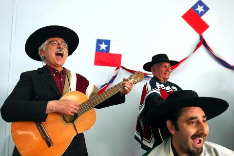 chilean folk music Chilean rock refers to rock music and its corresponding a neo-folk movement developed with the aim of recovering traditional chilean folk music and merging it.