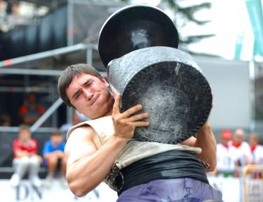 Budget for Basque festival<br /> feels pinch of austerity - Taipei Times