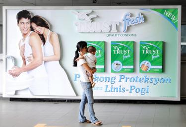 controversial print ads in the philippines