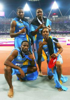 London 2012 Olympics: Bahamas snatch first gold on track