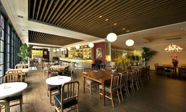 Restaurant Review Longtable Taipei Times