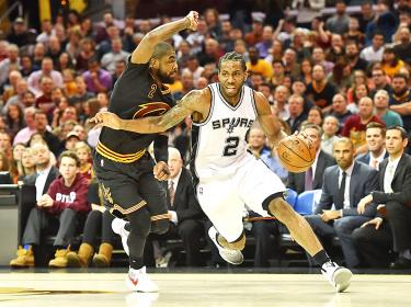 Spurs defeat Cavaliers 118-115 in overtime