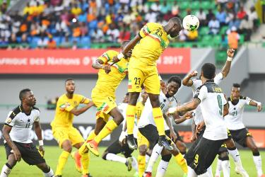 Ghana earn spot in quarter-finals with Mali victory