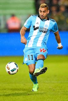dimitri payet unable to save marseille against metz taipei times. Black Bedroom Furniture Sets. Home Design Ideas