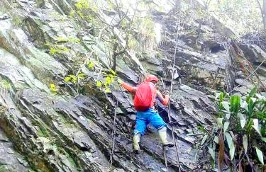 Nantou illegal climbing regulations take effect