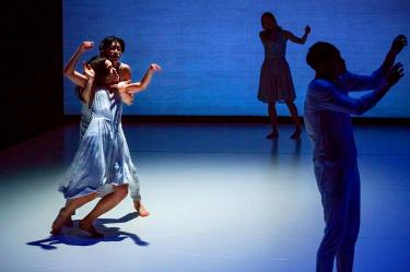 Dance review: A well-tempered 'Spring Riot'