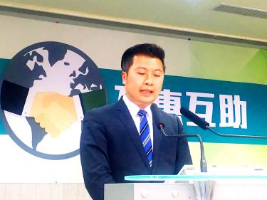 DPP urges China to account for missing Taiwanese activist