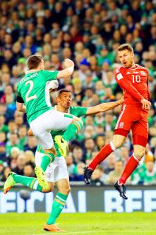 World Cup Qualifiers: Wales manager defends Bale in Ireland battle