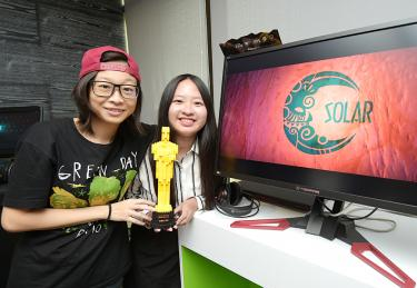 Seven teams win animation contest
