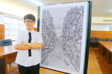 Taichung student wins a Red Dot Design Award