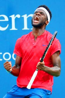 Nadal advances, Tiafoe upsets Zverev