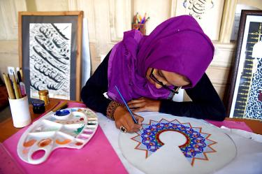 New breath of life for Afghan artisans