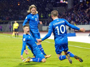 Iceland, Serbia qualify for finals
