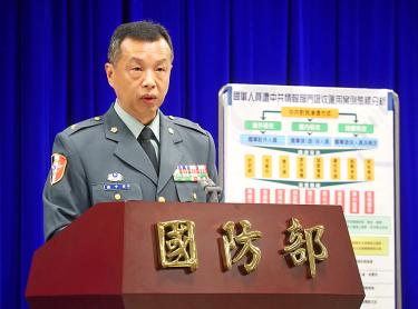 Military men probed over Wang ties