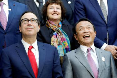 Beijing welcomes idea of Mnuchin visit for trade talks