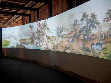 Flower and equine paintings to feature at Taichung show