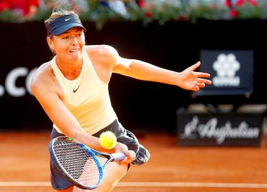 Maria Sharapova has 'good inner feeling' before Roland Garros