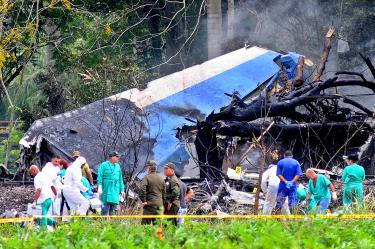 Cuba grieves 107 killed in crash of aging airliner