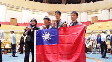 Taiwanese win four golds in Iran