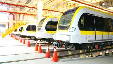 MRT 'middle circle' at 90%, testing to begin next month