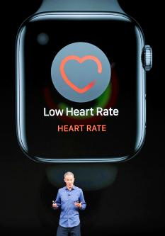 New Apple Watch heralds 'smart healthcare' revolution for aging societies 人口老化嚴重 國內外大廠佈局智慧醫療