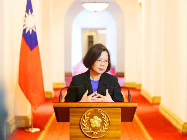 President denies that Lai is set to quit next month