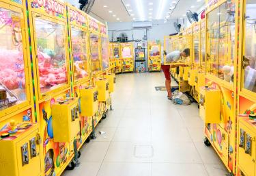 Central bank to mint more coins for claw cranes