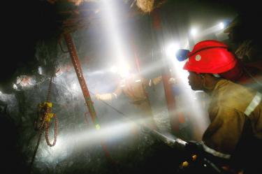 S African gold sector enters final stages of death spiral