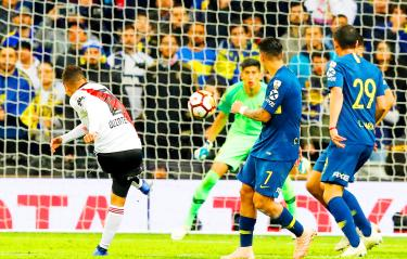 River Plate rally to claim Copa