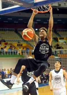 Whites win 146-140 in SBL All-Star Game