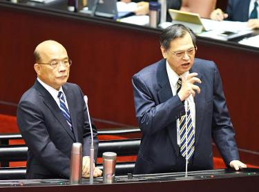 Bill on cross-strait accords proposed