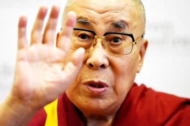 Dalai Lama warns on Chinese succession plot - Taipei Times