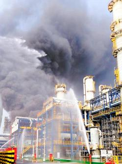 Committee demands a petrochemical disaster center, improved alert system