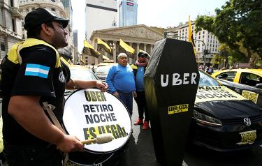 Uber files for US initial public offering