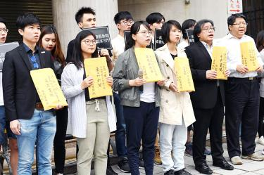 Students form front against 'fake news'