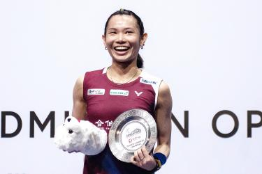 Tai beats Japan's Okuhara for Singapore Open title