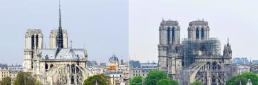 France probes Notre-Dame fire as donations pour in