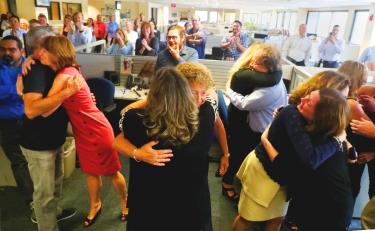 Pulitzers honor coverage of three US mass shootings