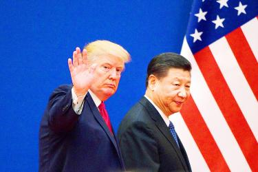 Can Taiwan benefit from the US-China trade war? 美中貿易戰的贏家
