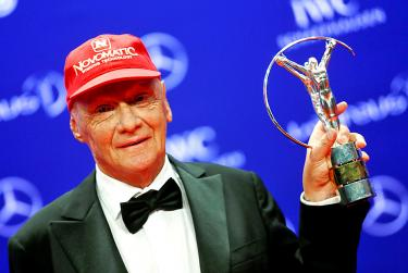 Three-time Formula One champion Niki Lauda dies aged 70