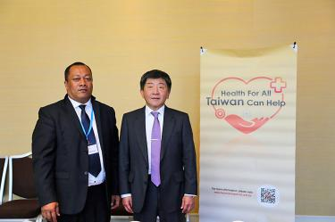 Allies and friends champion role of Taiwan in WHA