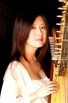 French harpist to perform at Taipei festival