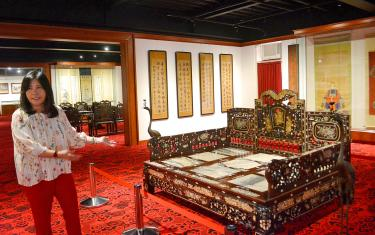 Private museum celebrating activist Lin Hsien-tang opens in Taichung