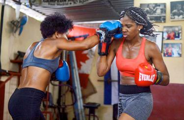 Female boxers strike a blow for equality in Cuba
