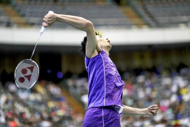 Chou fights back against Rhustavito to reach finals - Taipei